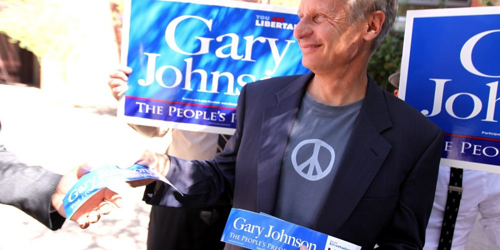 Picture of Gary Johnson